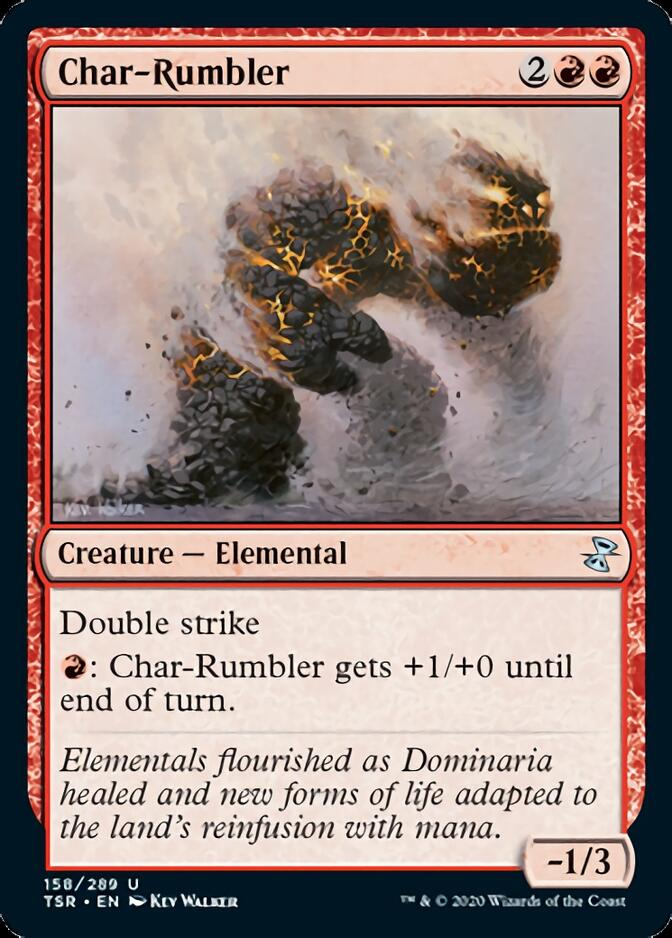 Char-Rumbler [TSR]