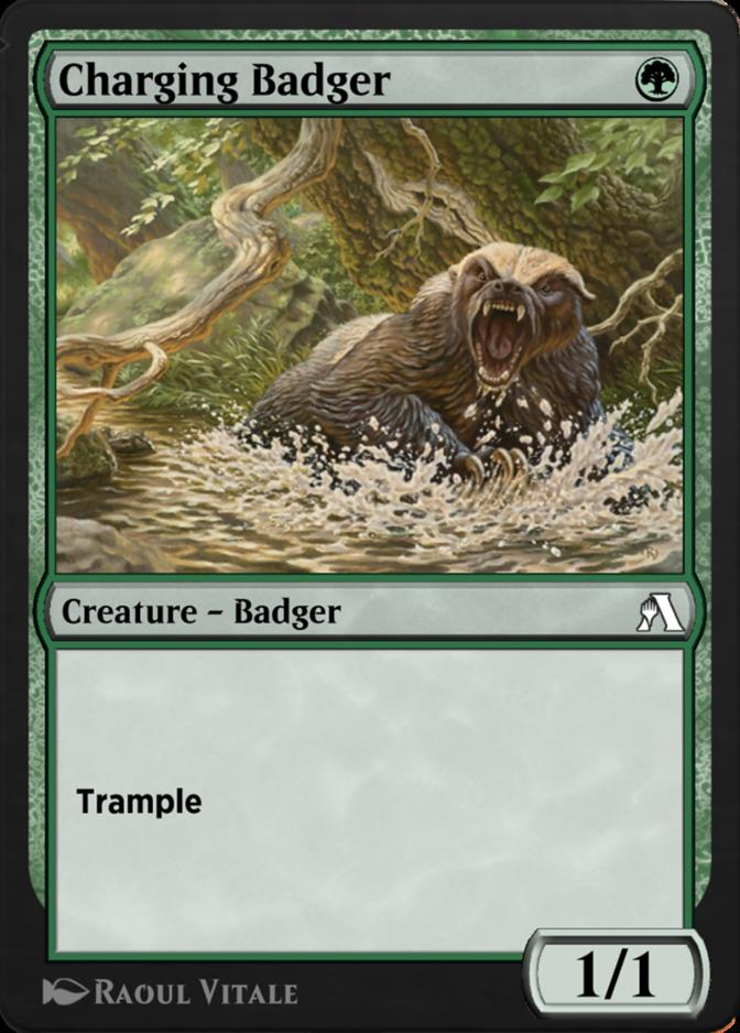 Charging Badger [ANB]