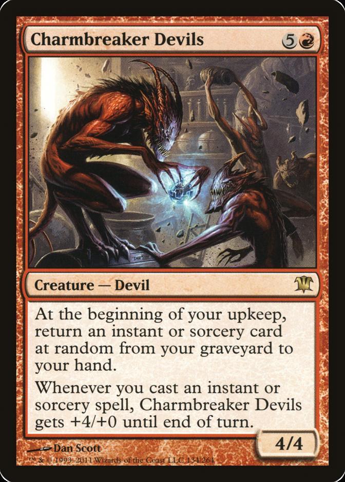Charmbreaker Devils [ISD]
