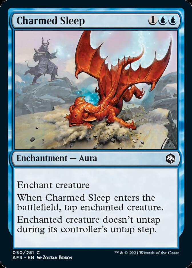 Charmed Sleep [AFR]