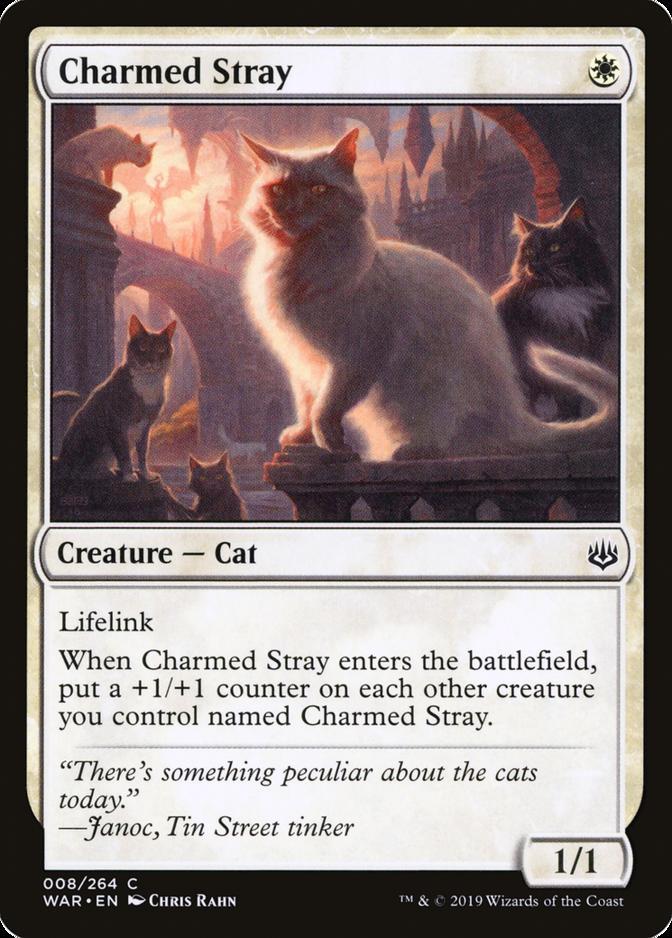 Charmed Stray [WAR]