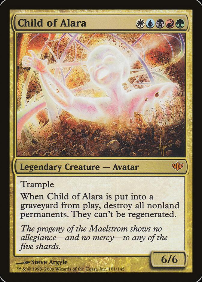 Child of Alara [CON]
