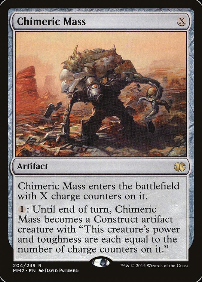 Chimeric Mass [MM2]