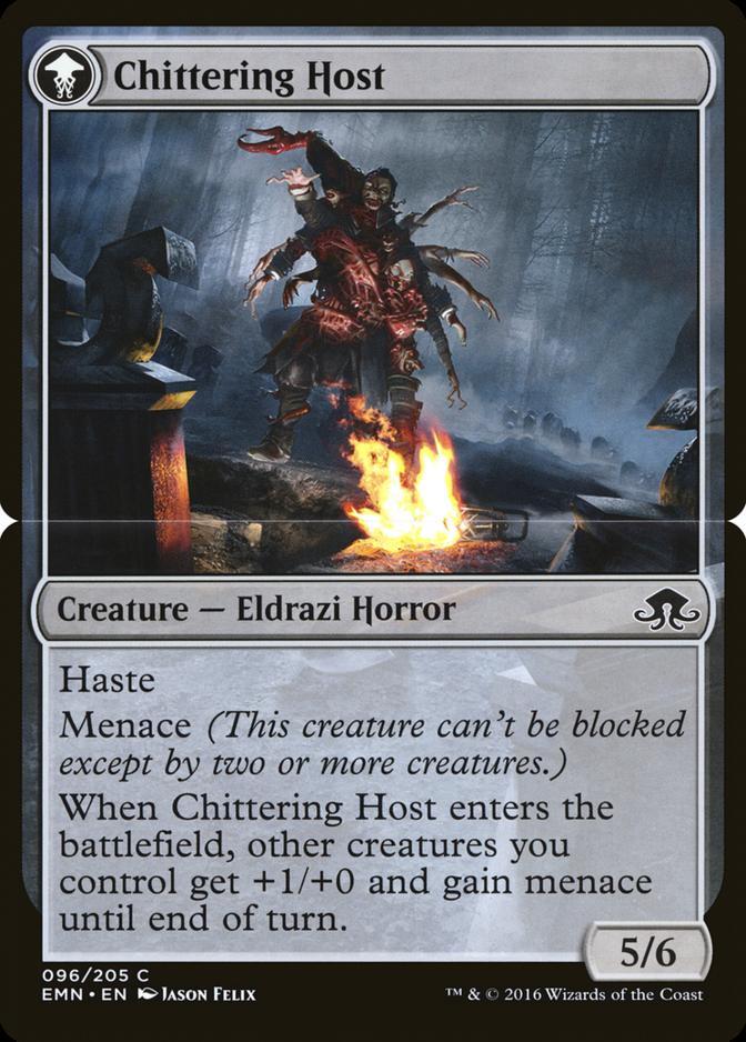 Chittering Host [EMN]