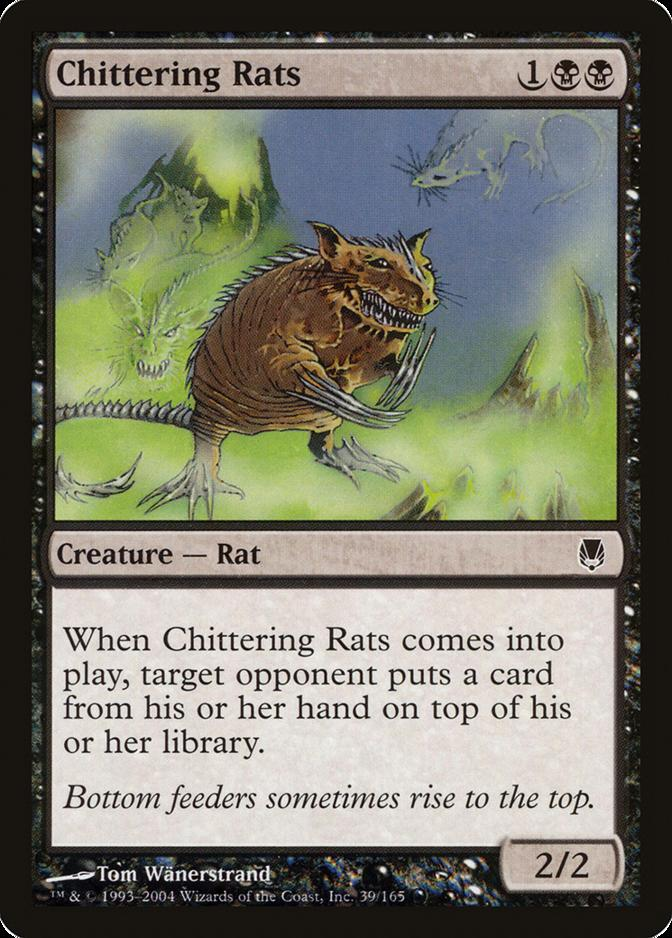 Chittering Rats [DST] (F)