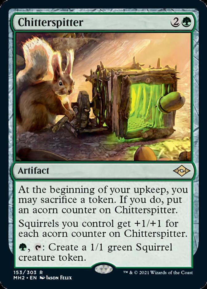 Chitterspitter [MH2]