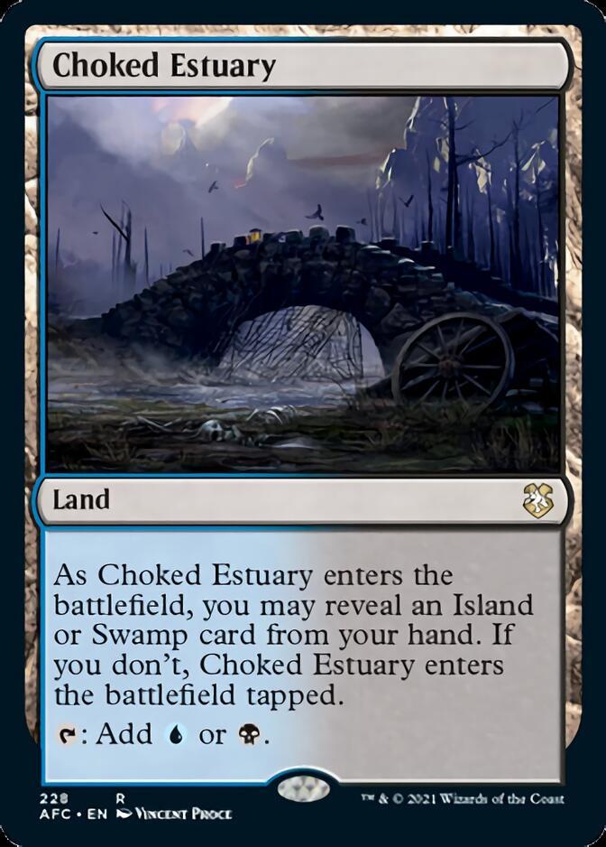 Choked Estuary [AFC]