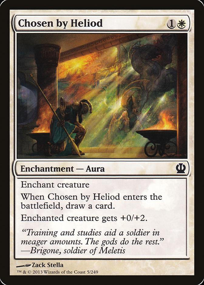 Chosen by Heliod [THS]