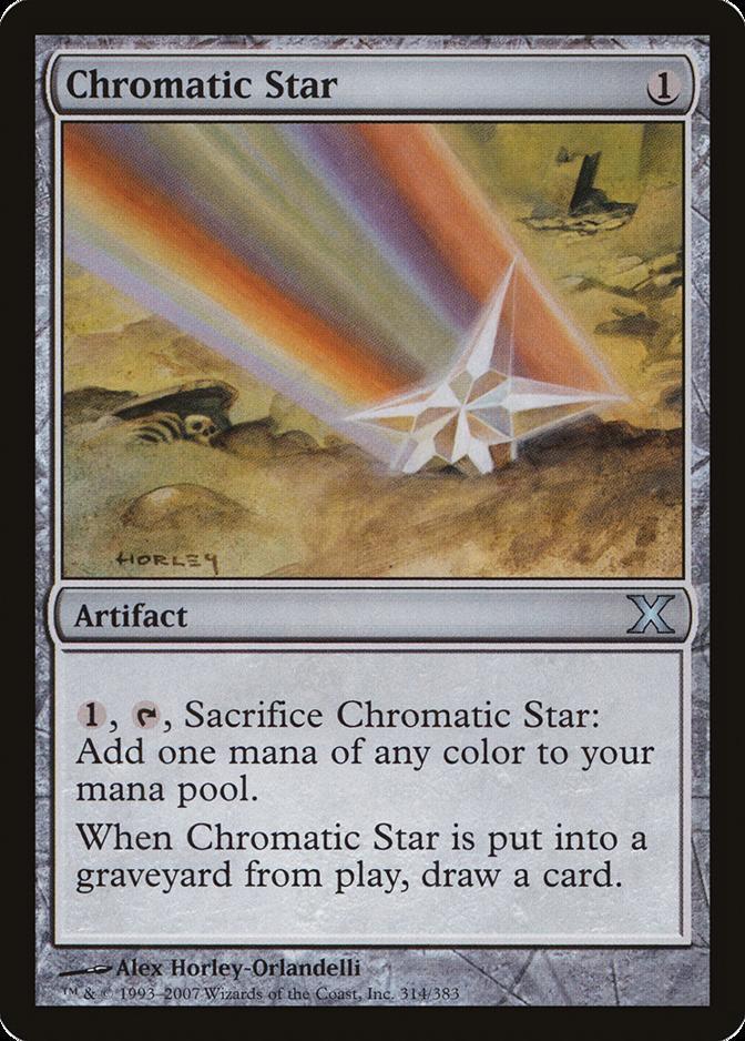 Chromatic Star [10E] (F)
