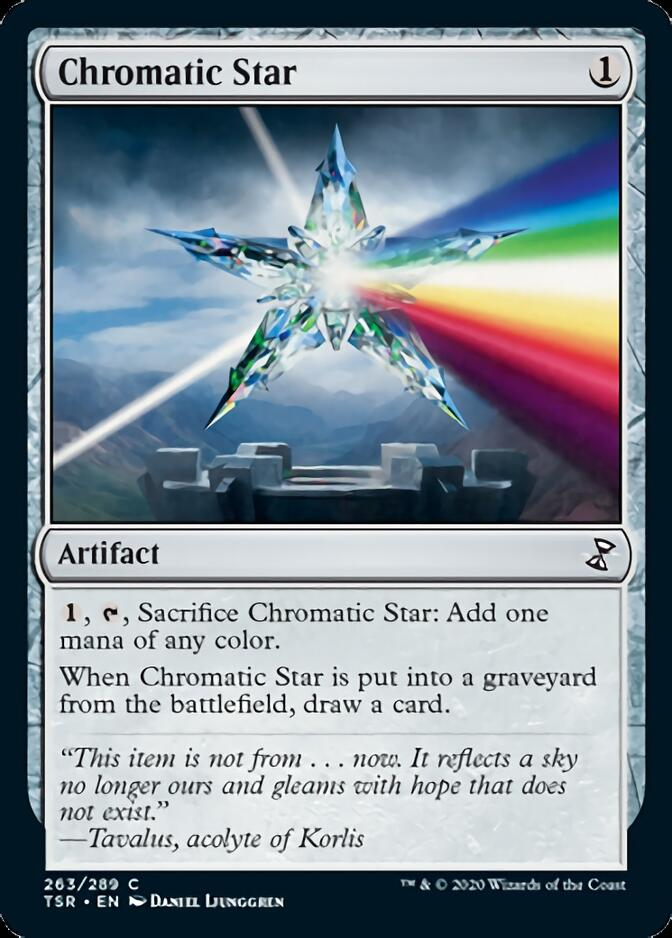 Chromatic Star [TSR]