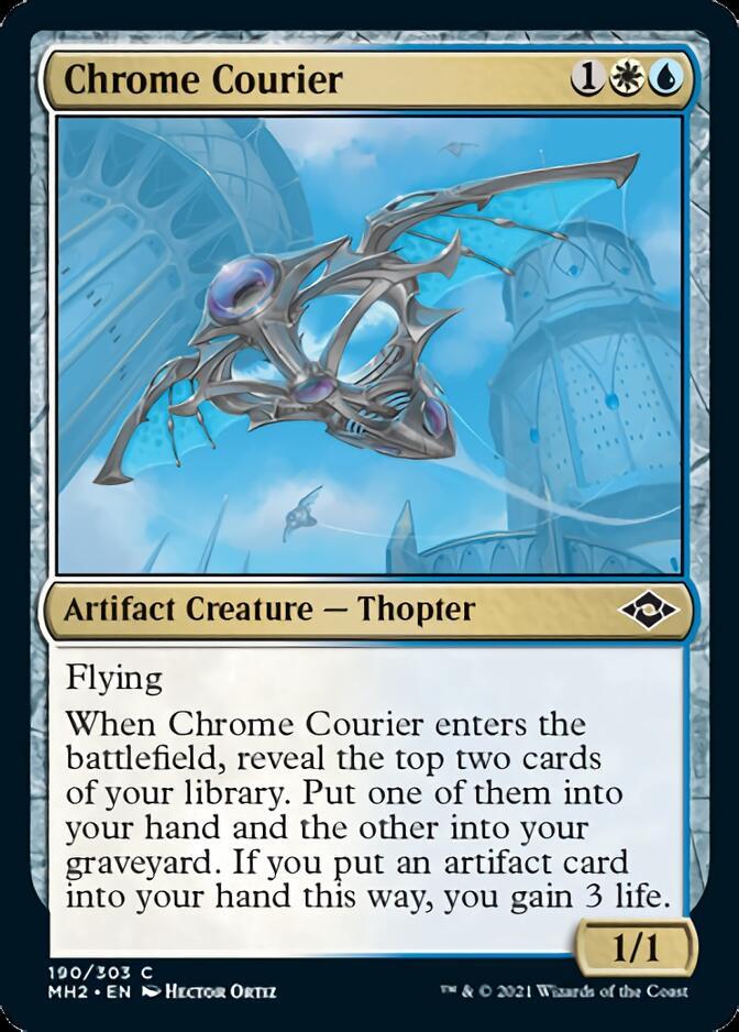 Chrome Courier [MH2]