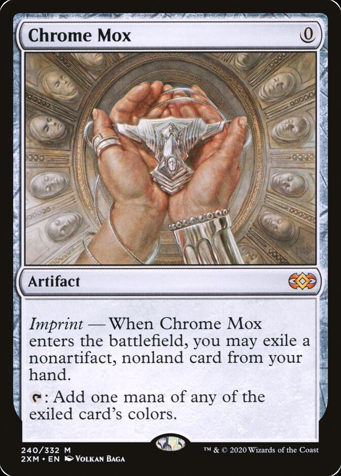 Chrome Mox [2XM]