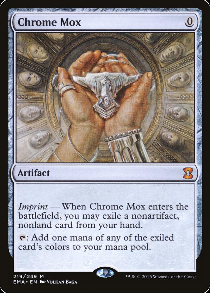 Chrome Mox [EMA]
