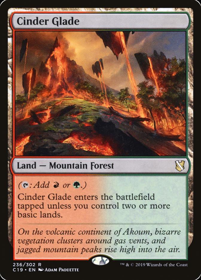 Cinder Glade [C19]