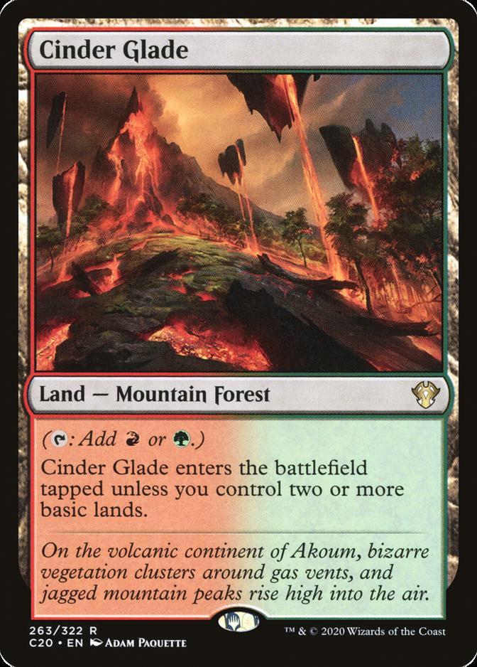 Cinder Glade [C20]
