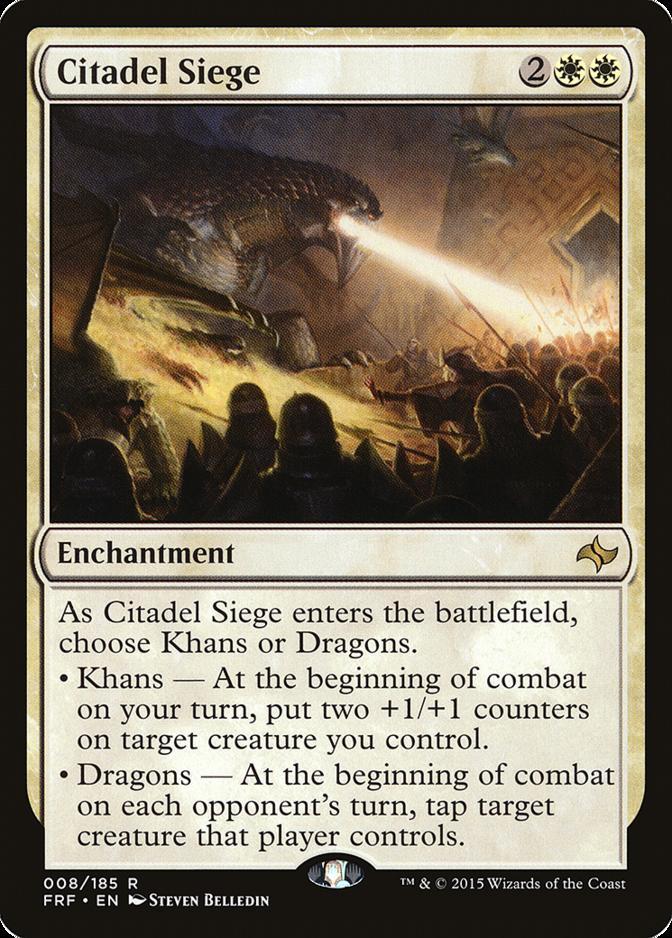 Citadel Siege [FRF]