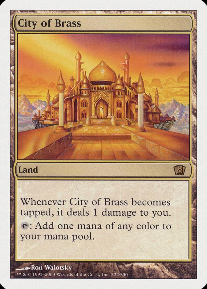 City of Brass [8ED]