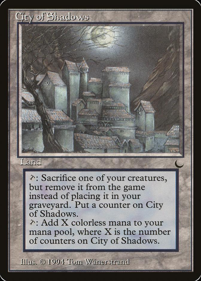City of Shadows [DRK]