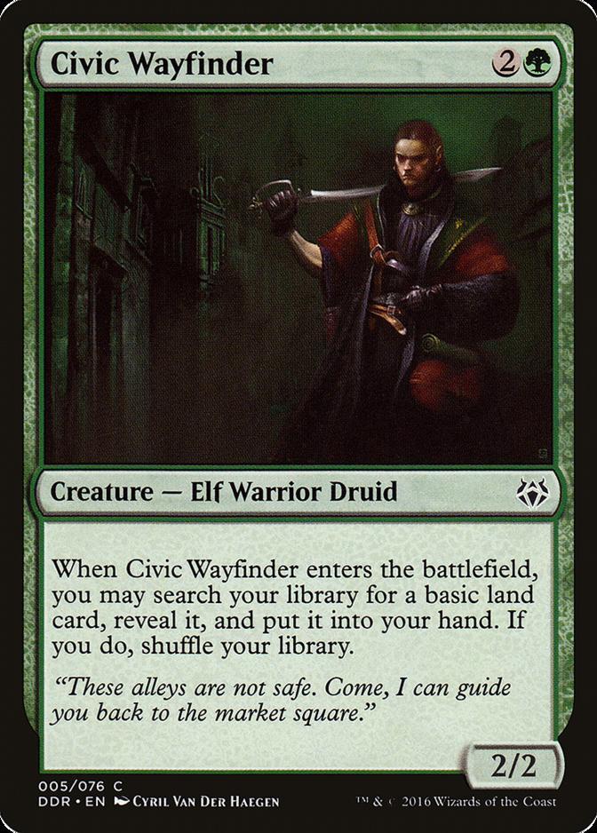 Civic Wayfinder [DDR]