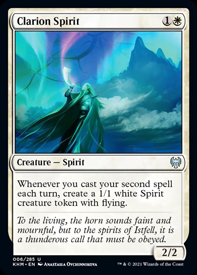 Clarion Spirit [KHM]