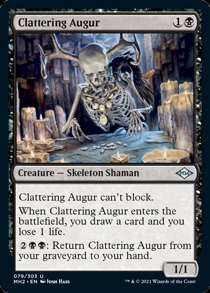 Clattering Augur [MH2]