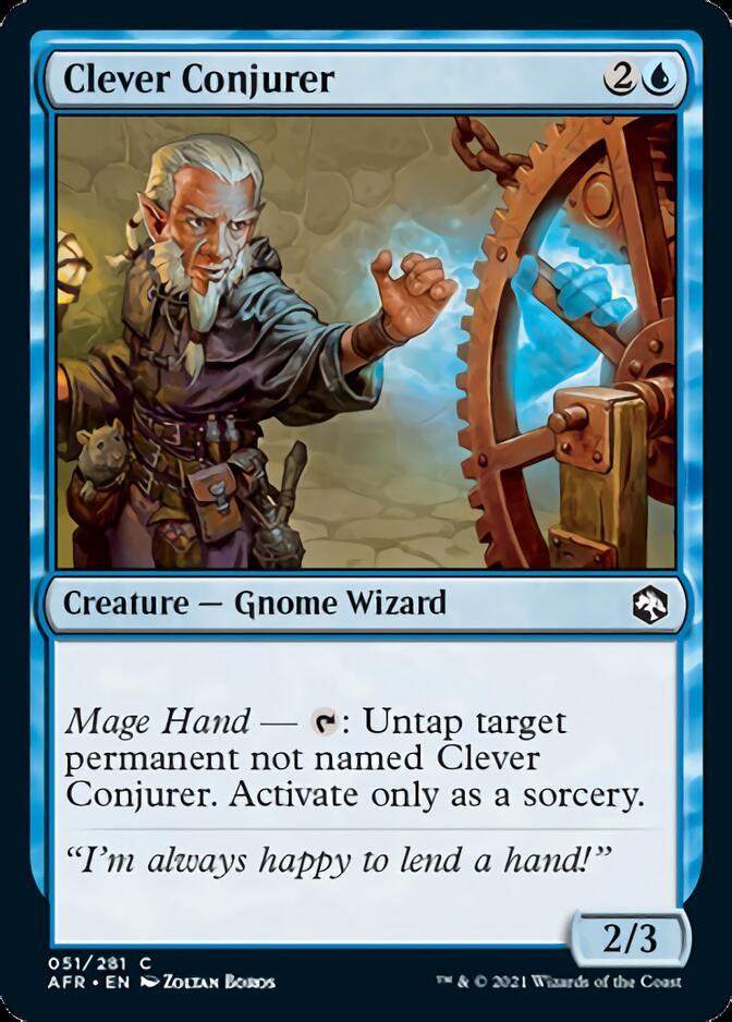 Clever Conjurer [AFR]