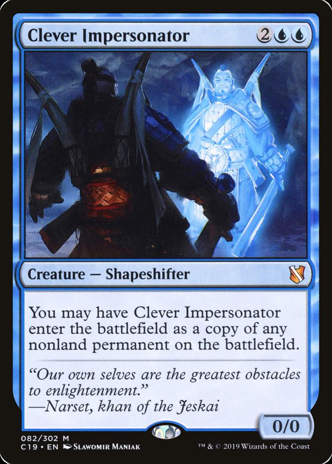 Clever Impersonator [C19]
