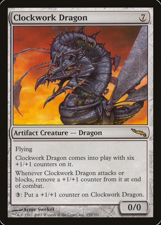 Clockwork Dragon [MRD]
