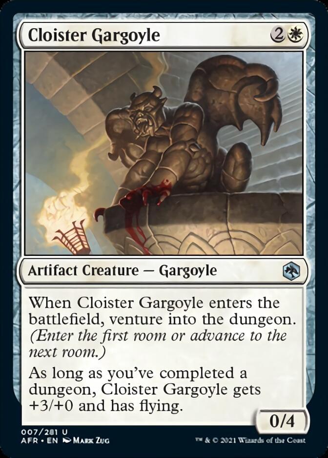 Cloister Gargoyle [AFR]