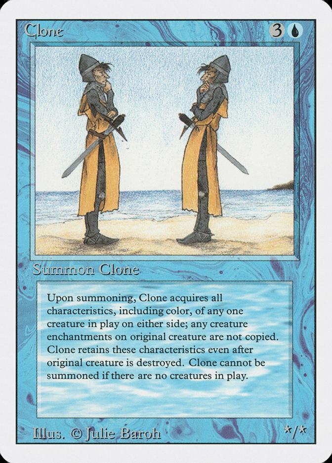 Clone [3ED]