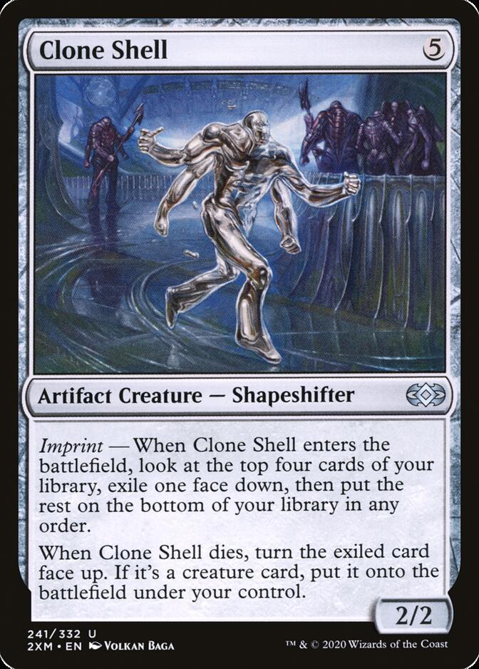 Clone Shell [2XM]