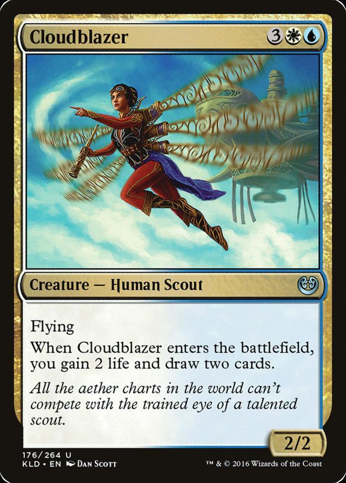 Cloudblazer [KLD]