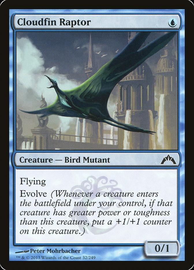 Cloudfin Raptor [GTC] (F)