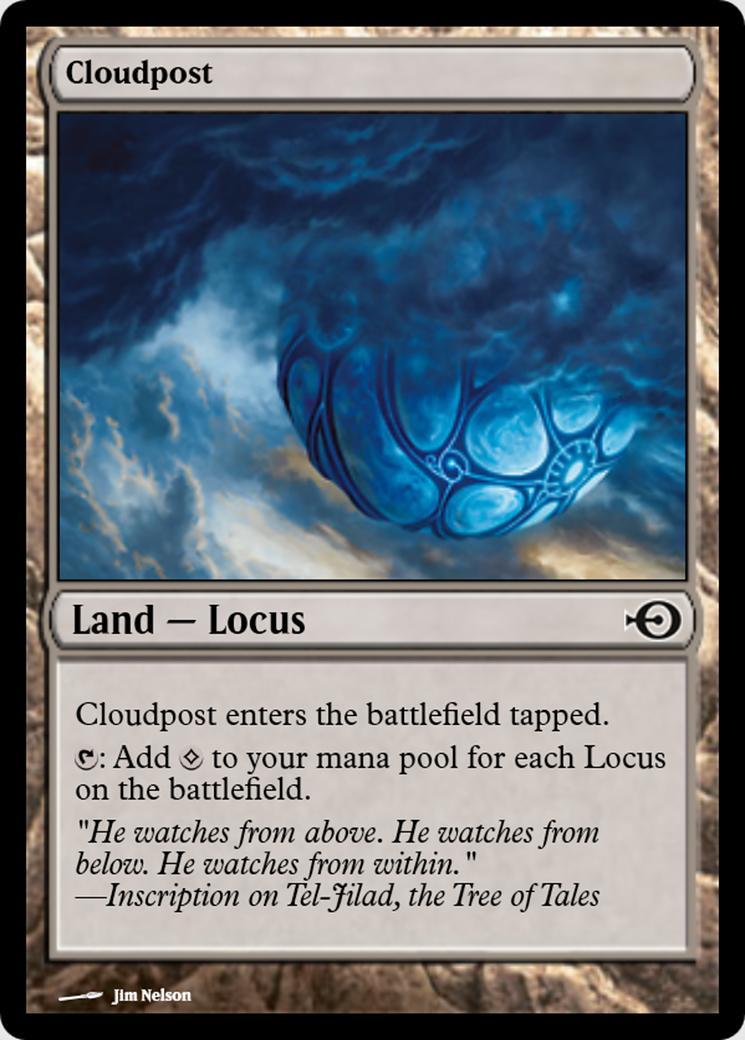 Cloudpost [PRM] (F)