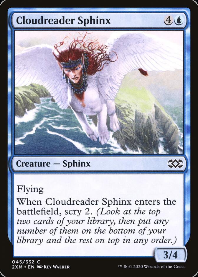 Cloudreader Sphinx [2XM]
