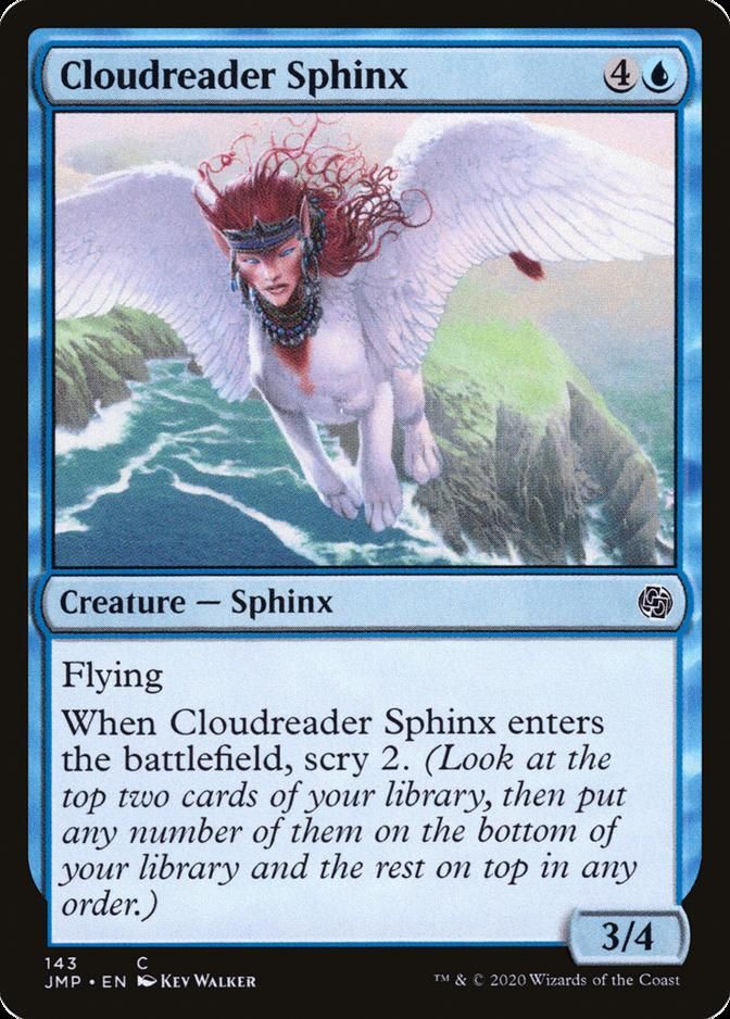 Cloudreader Sphinx [JMP]