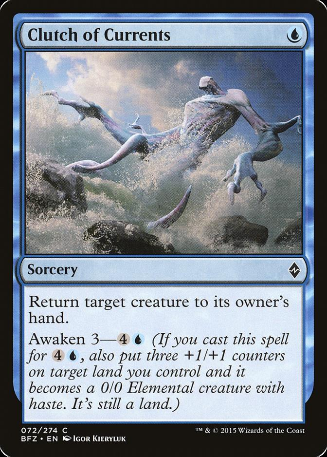 Clutch of Currents [BFZ] (F)