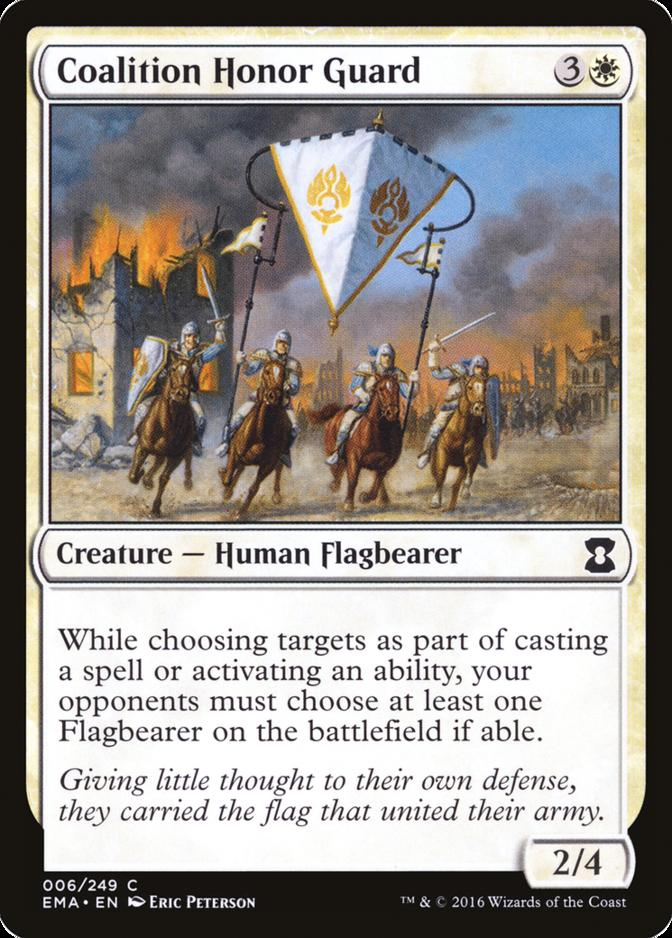 Coalition Honor Guard [EMA]