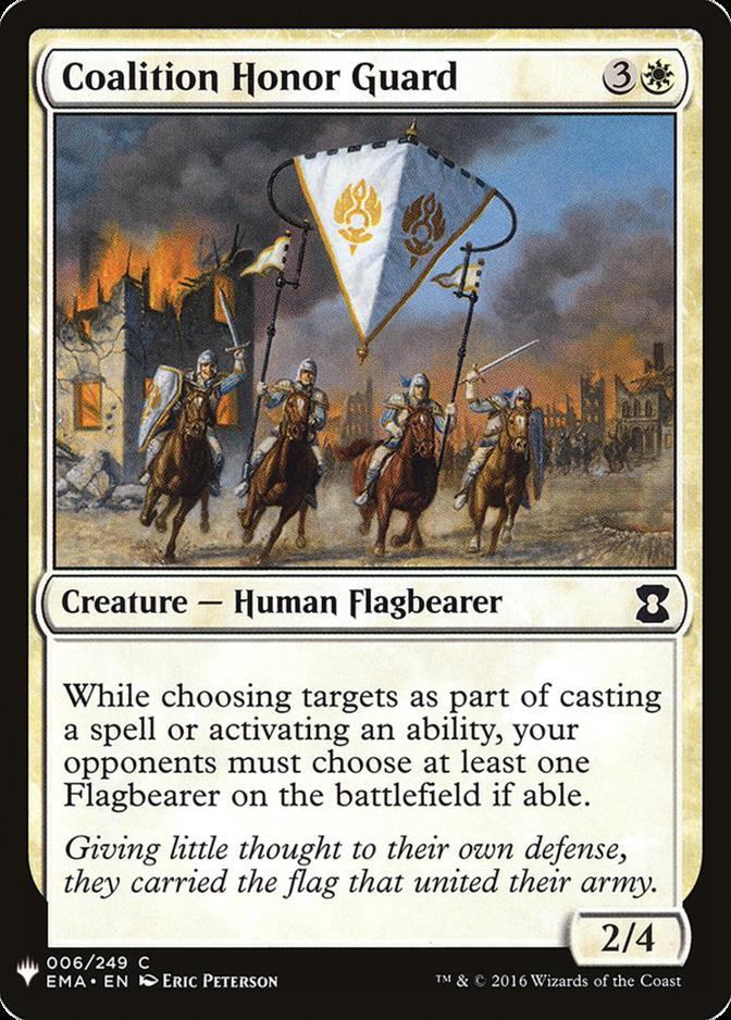 Coalition Honor Guard [MB1]