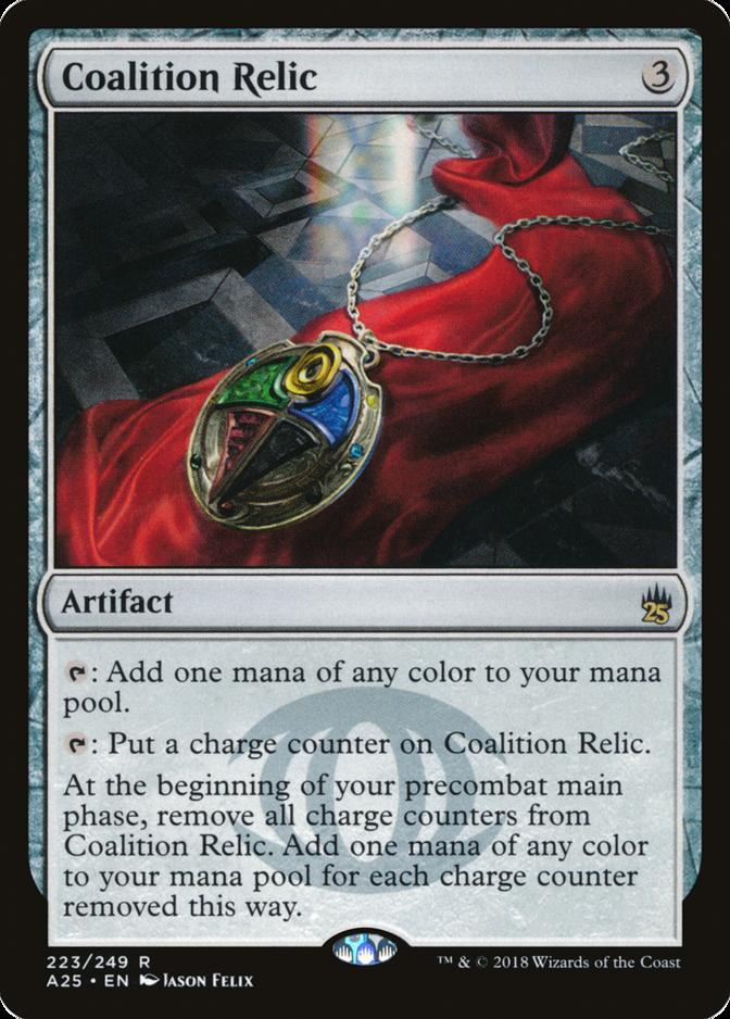 Coalition Relic [A25] (F)