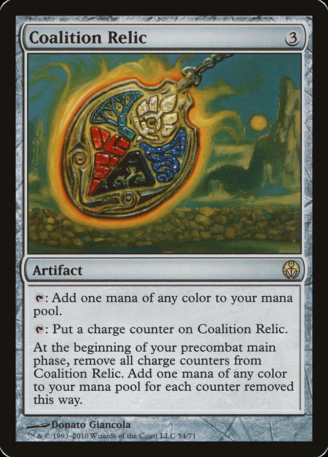 Coalition Relic [DDE]