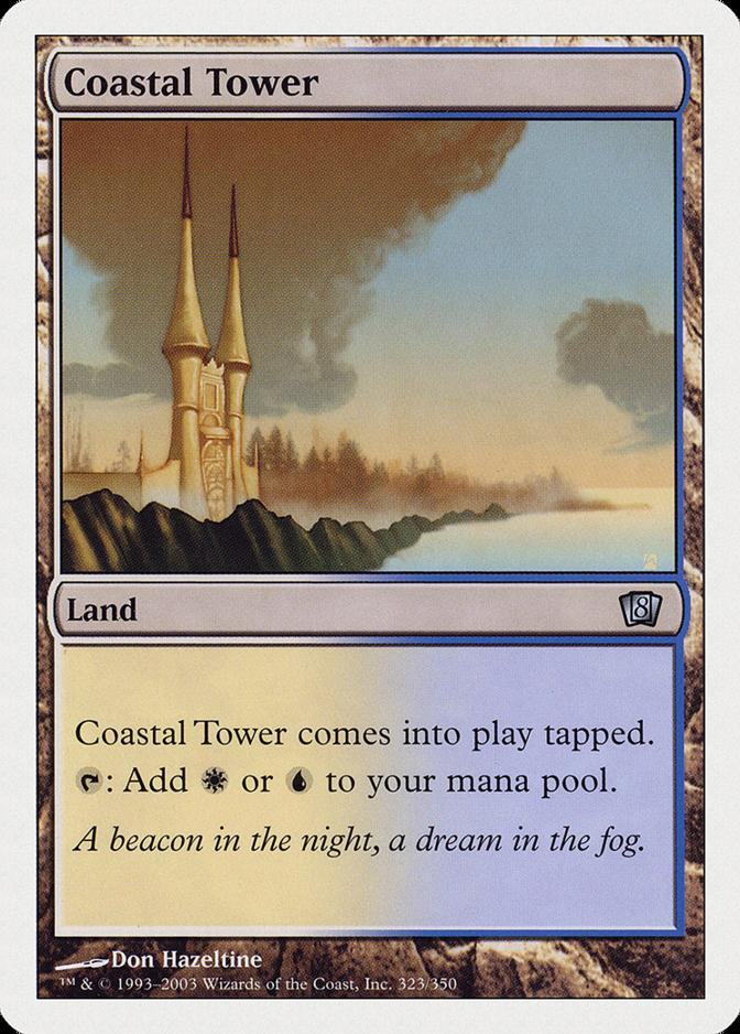 Coastal Tower [8ED]