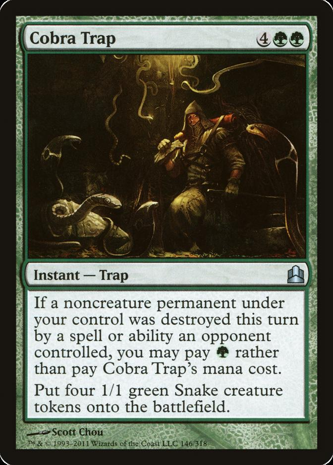 Cobra Trap [CMD]
