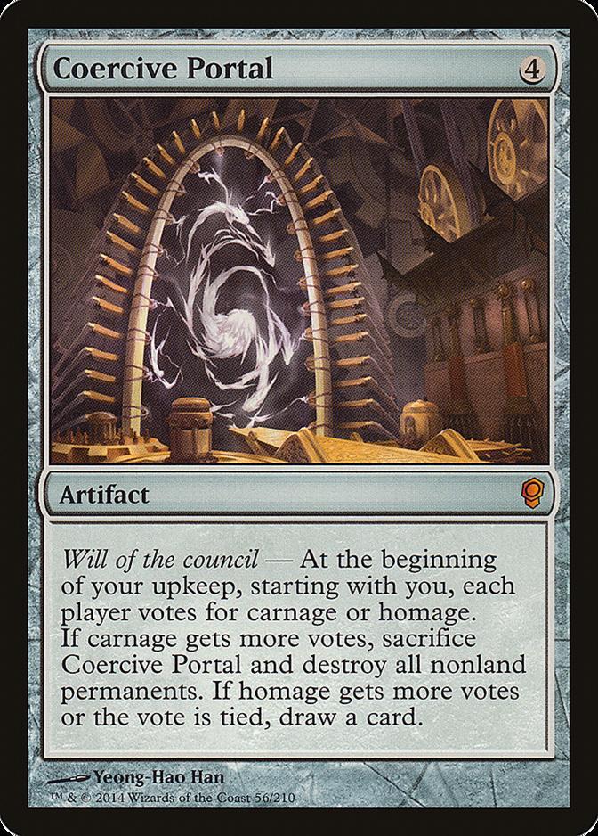 Coercive Portal [CNS] (F)