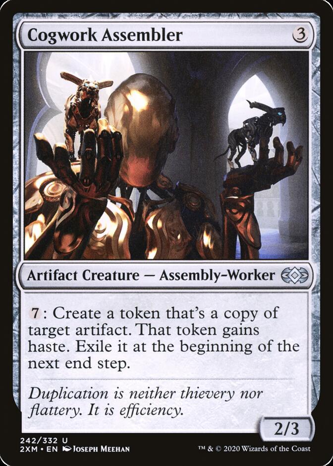 Cogwork Assembler [2XM]