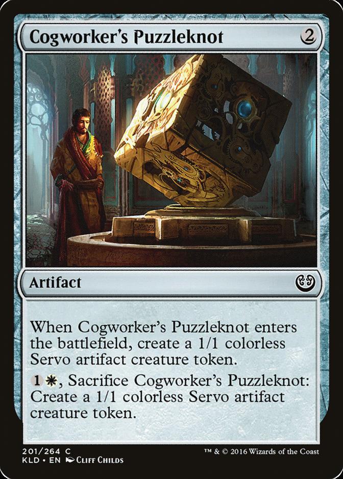 Cogworker's Puzzleknot [KLD]