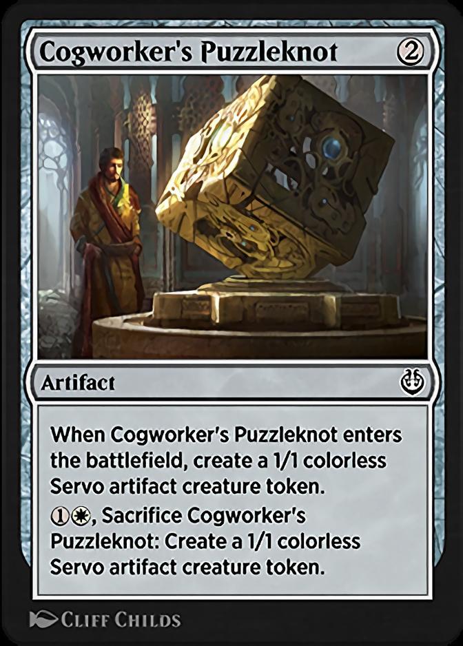 Cogworker's Puzzleknot [KLR]