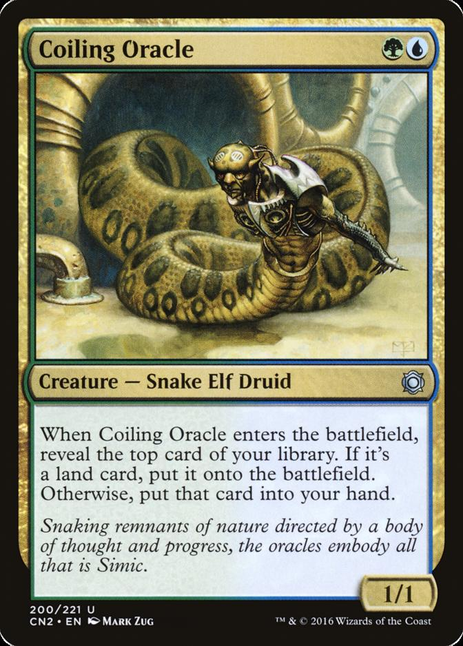 Coiling Oracle [CN2]