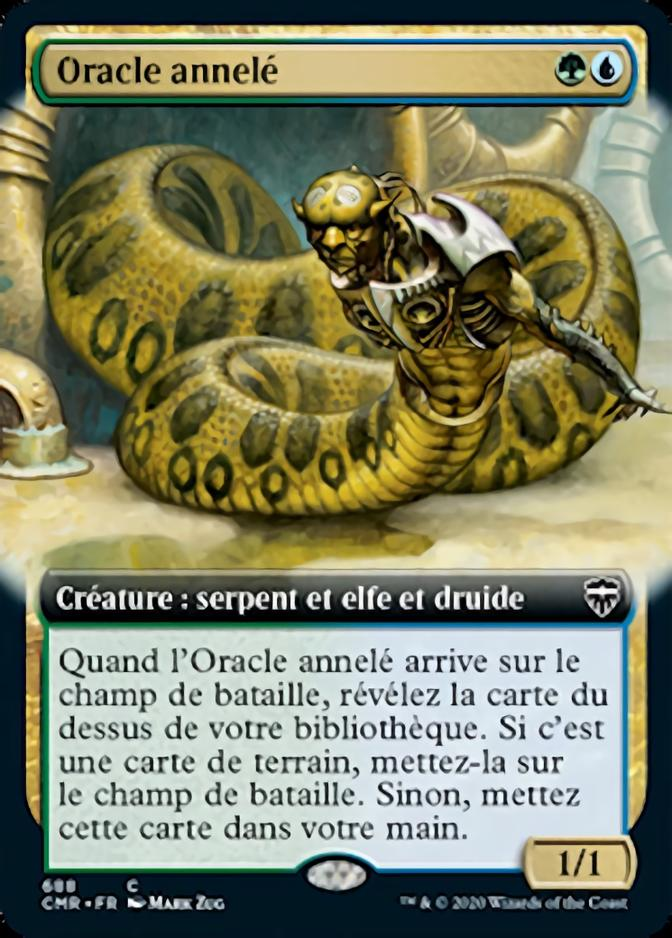 Coiling Oracle [PCMR]