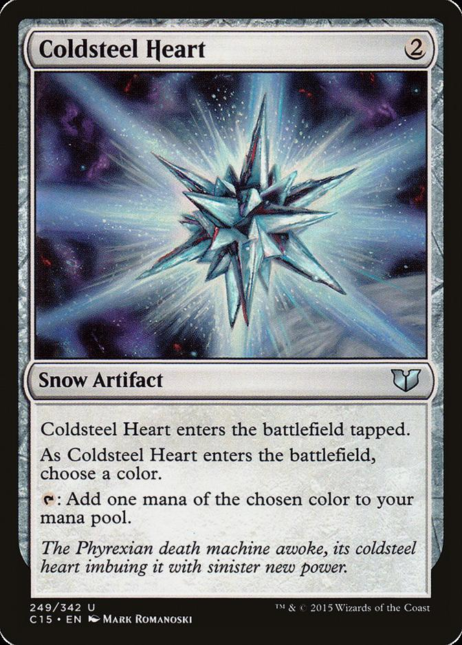 Coldsteel Heart [C15]